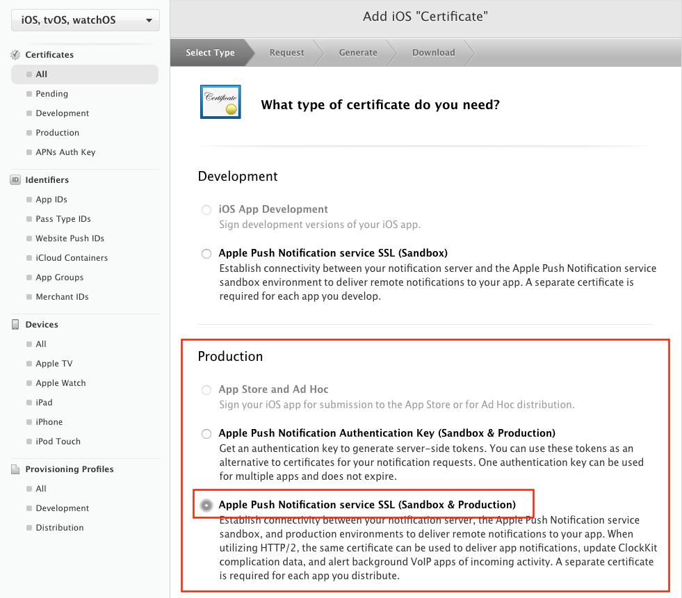 Apple Push Zertifikat Erstellen Erneuern Hilfe Center
